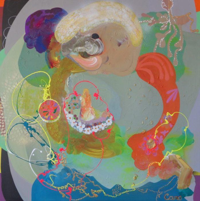 Boundless Love-L36xH36-$3,900